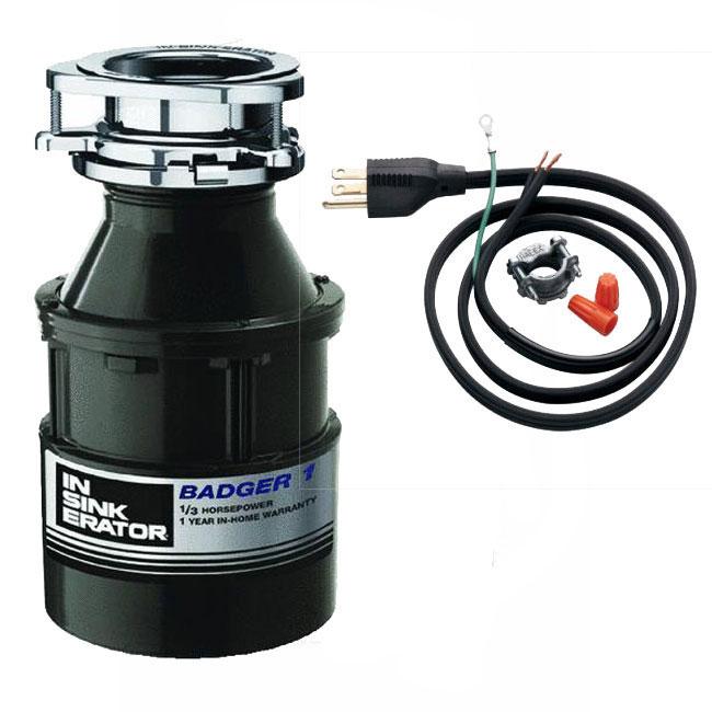 Badger Disposal Parts 5 Yasina Badger1 3 Handle Tub And Shower Faucets