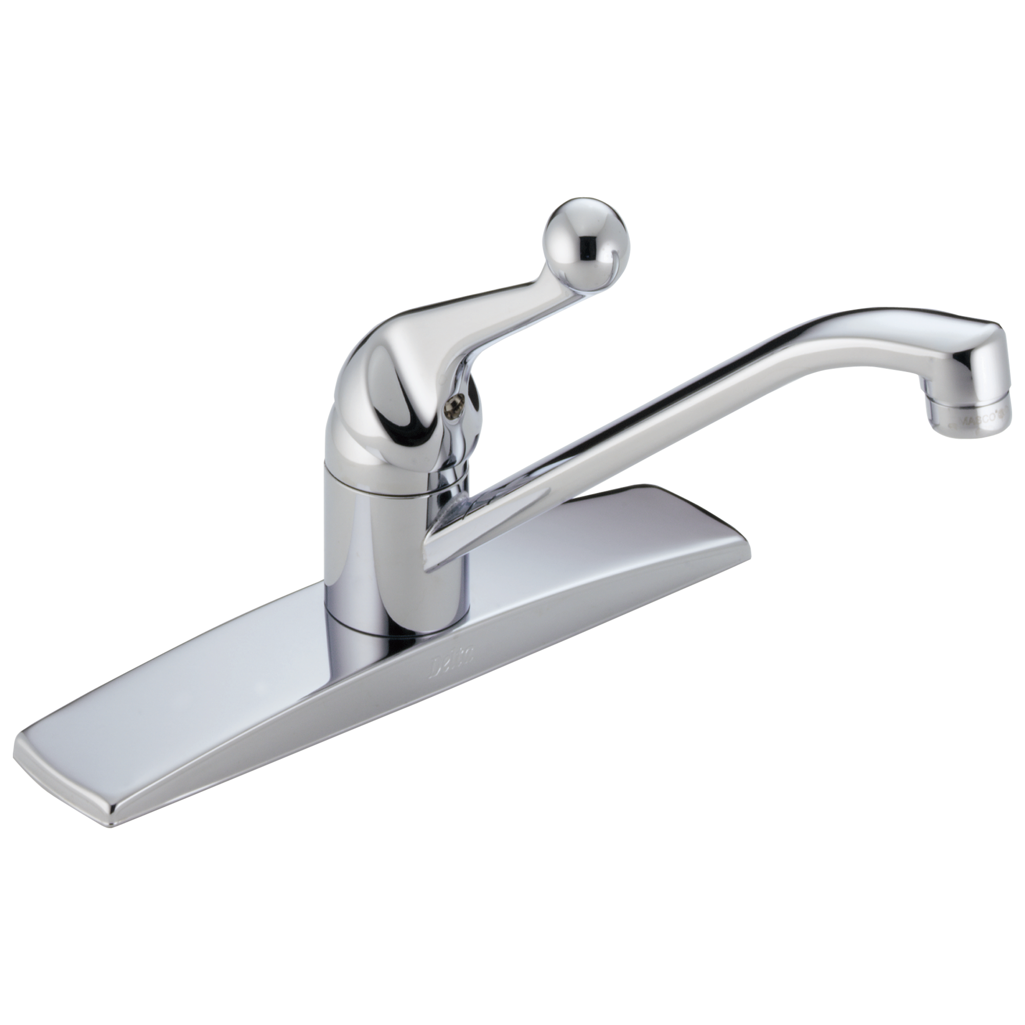 Delta 100LF-WF Single Handle Kitchen Faucet