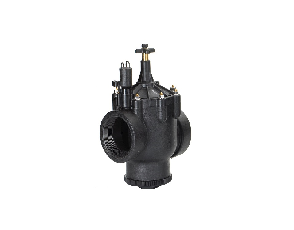 """Irritrol 1"""" Commercial Electric Globe/Angle Valve"""