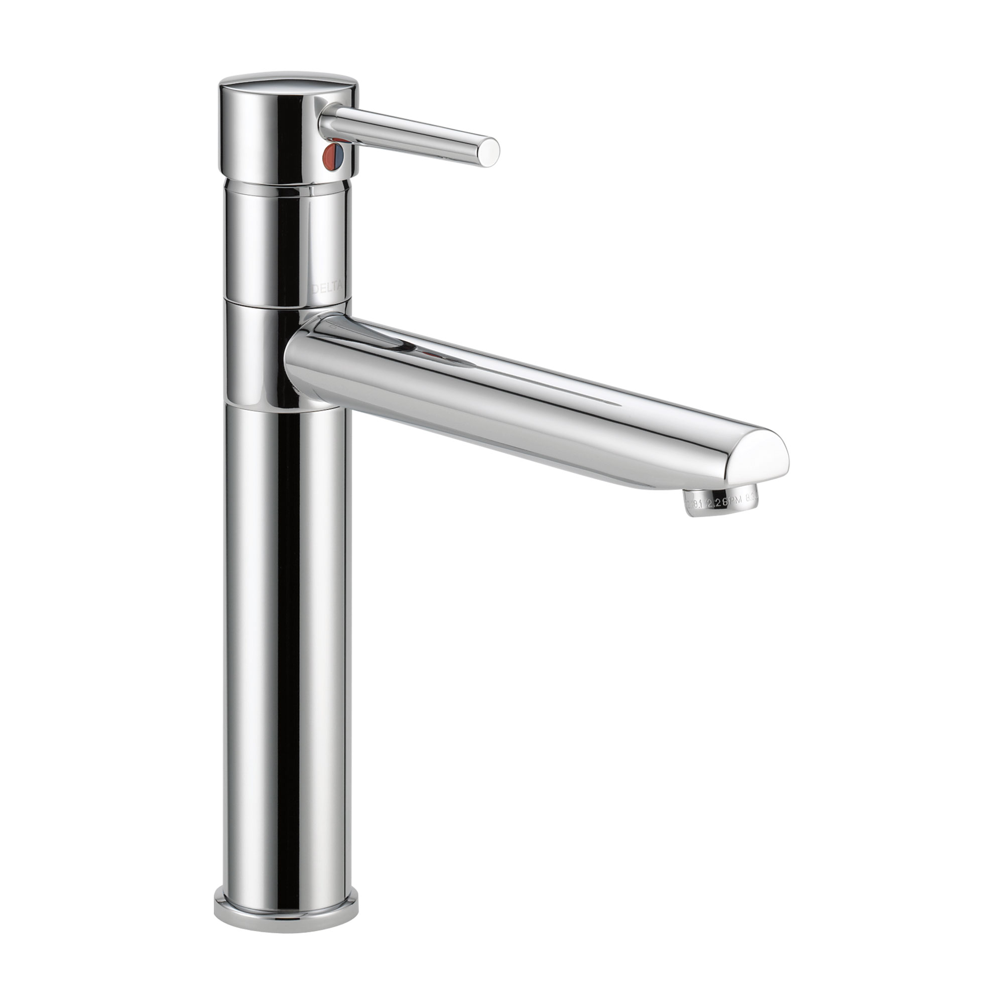 Delta 1159LF Trinsic Single Handle Kitchen Faucet