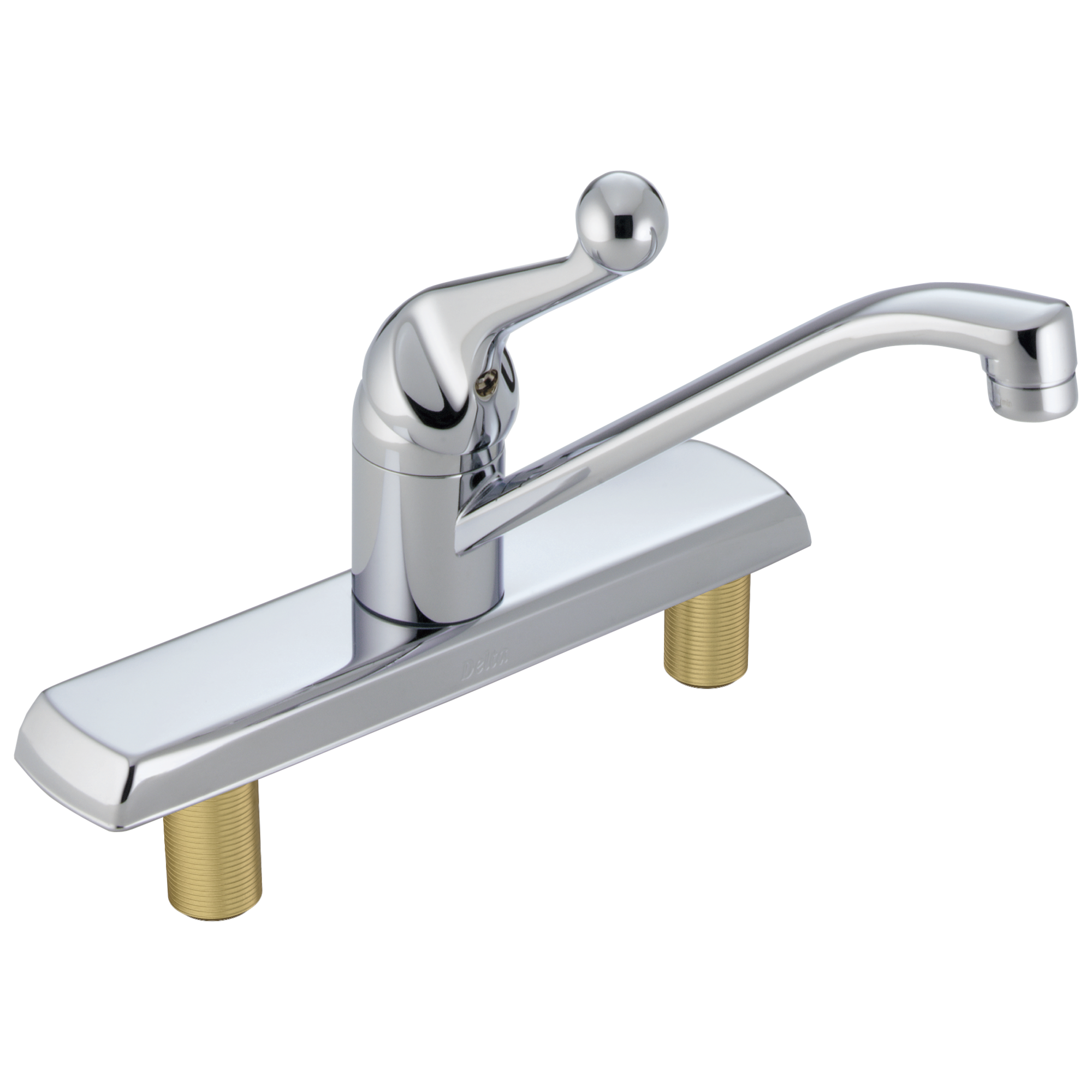 Delta 120LF Single Handle Kitchen Faucet