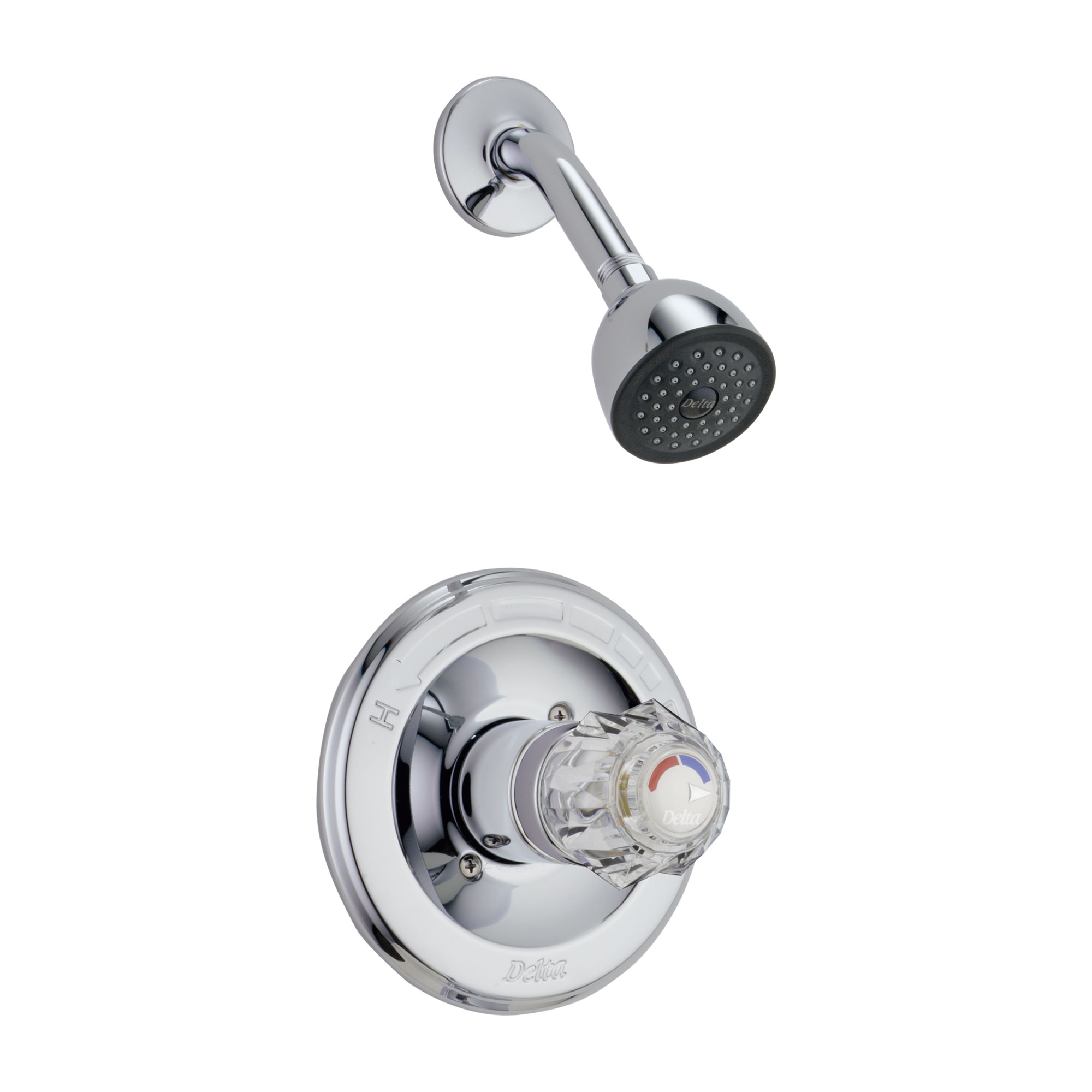 Delta 1324 Classic Monitor® 13 Series Shower