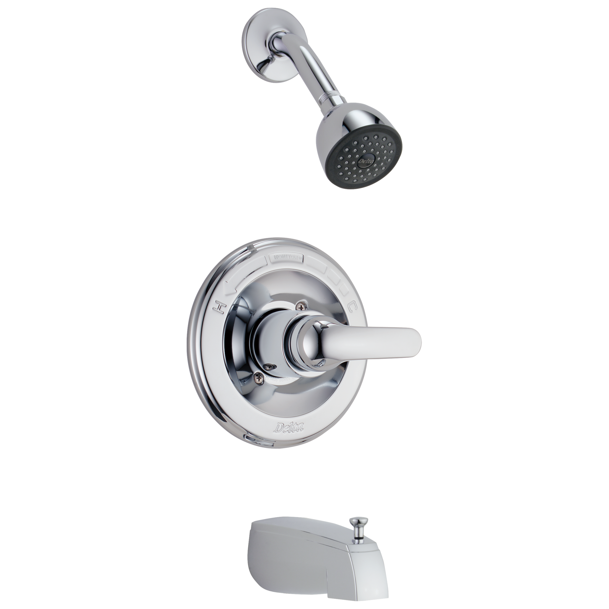 Delta 1343 Classic Monitor® 13 Series Tub and Shower