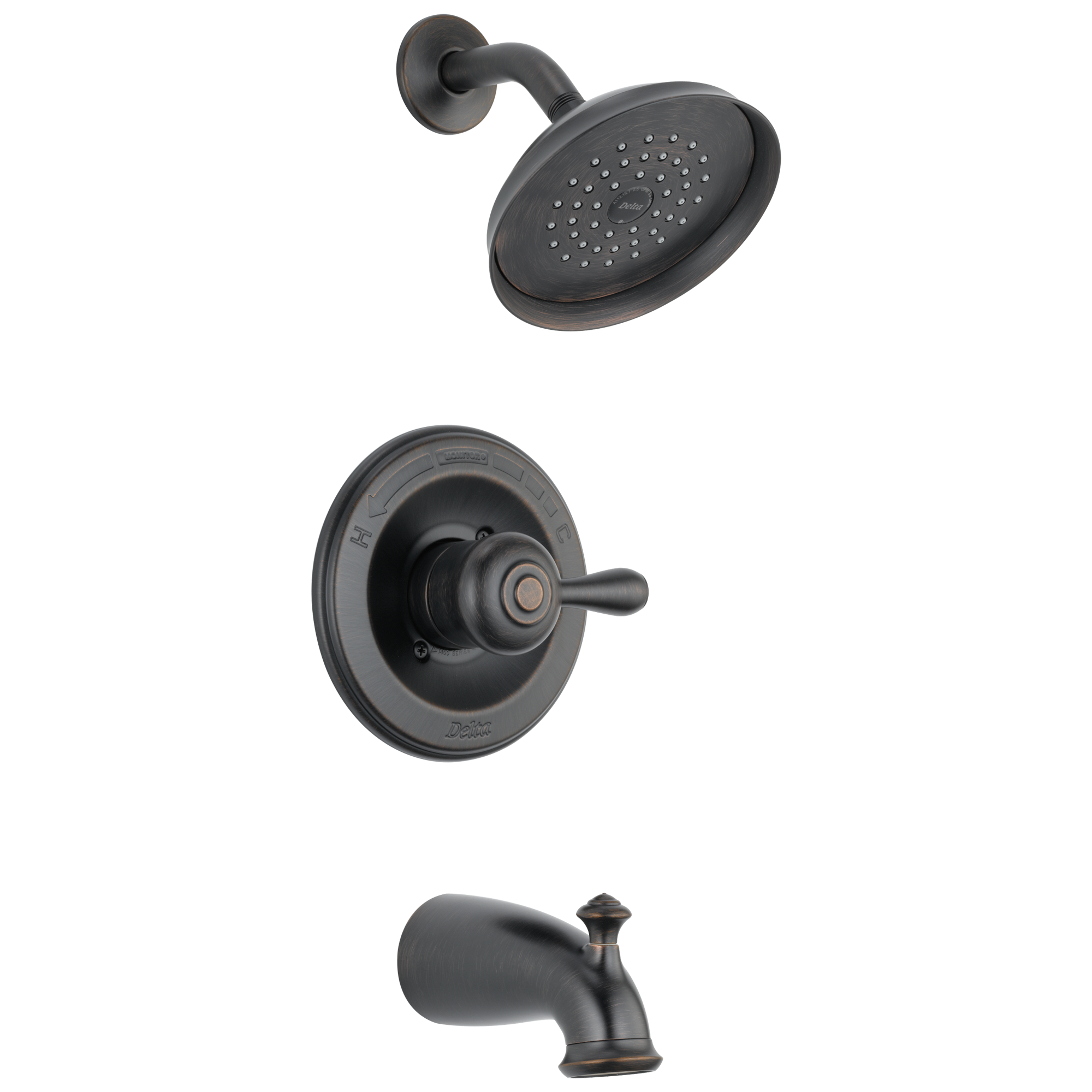 Delta 14478-RBSHL Leland Monitor® 14 Series Tub & Shower Trim
