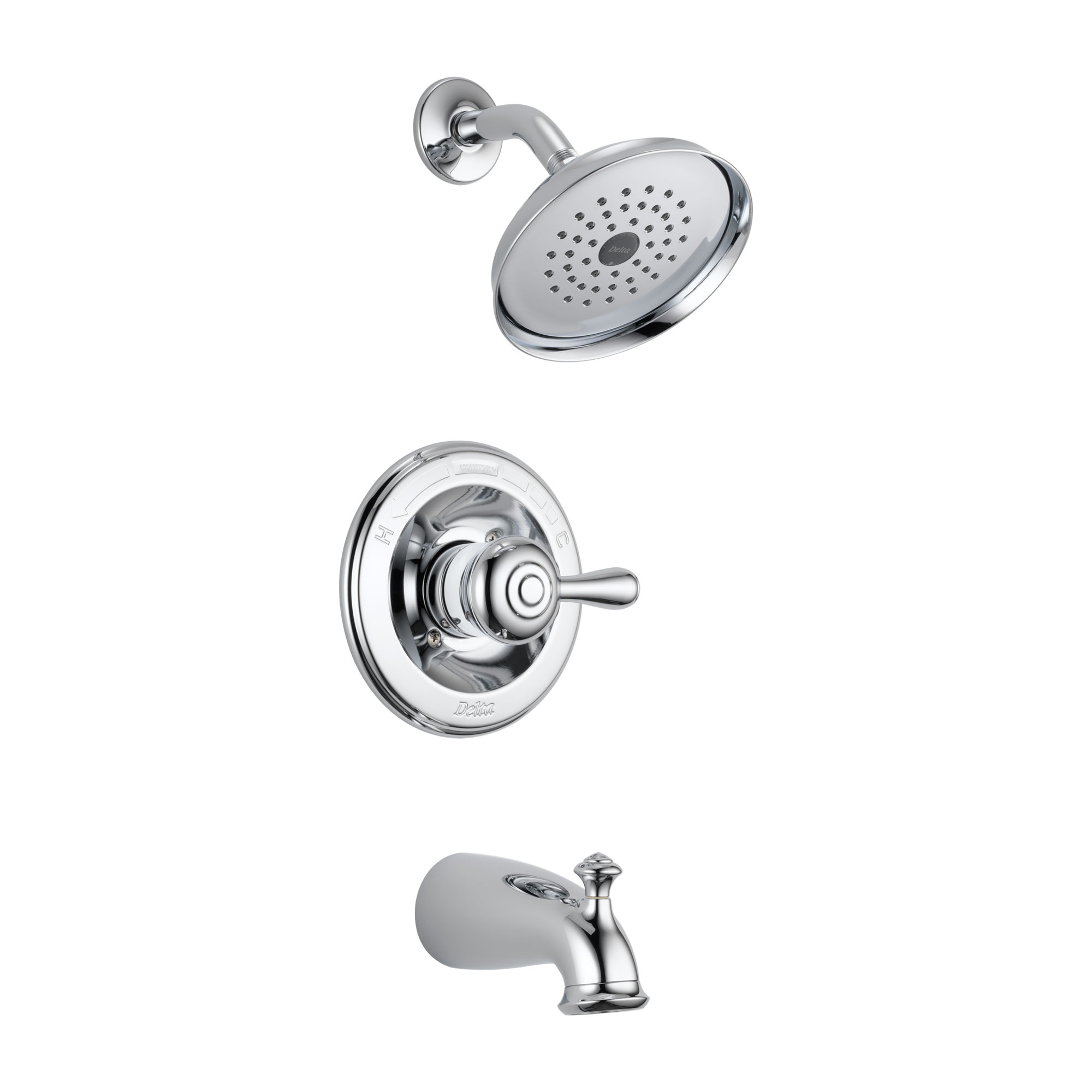 Delta 14478-SHL Leland Monitor® 14 Series Tub & Shower Trim