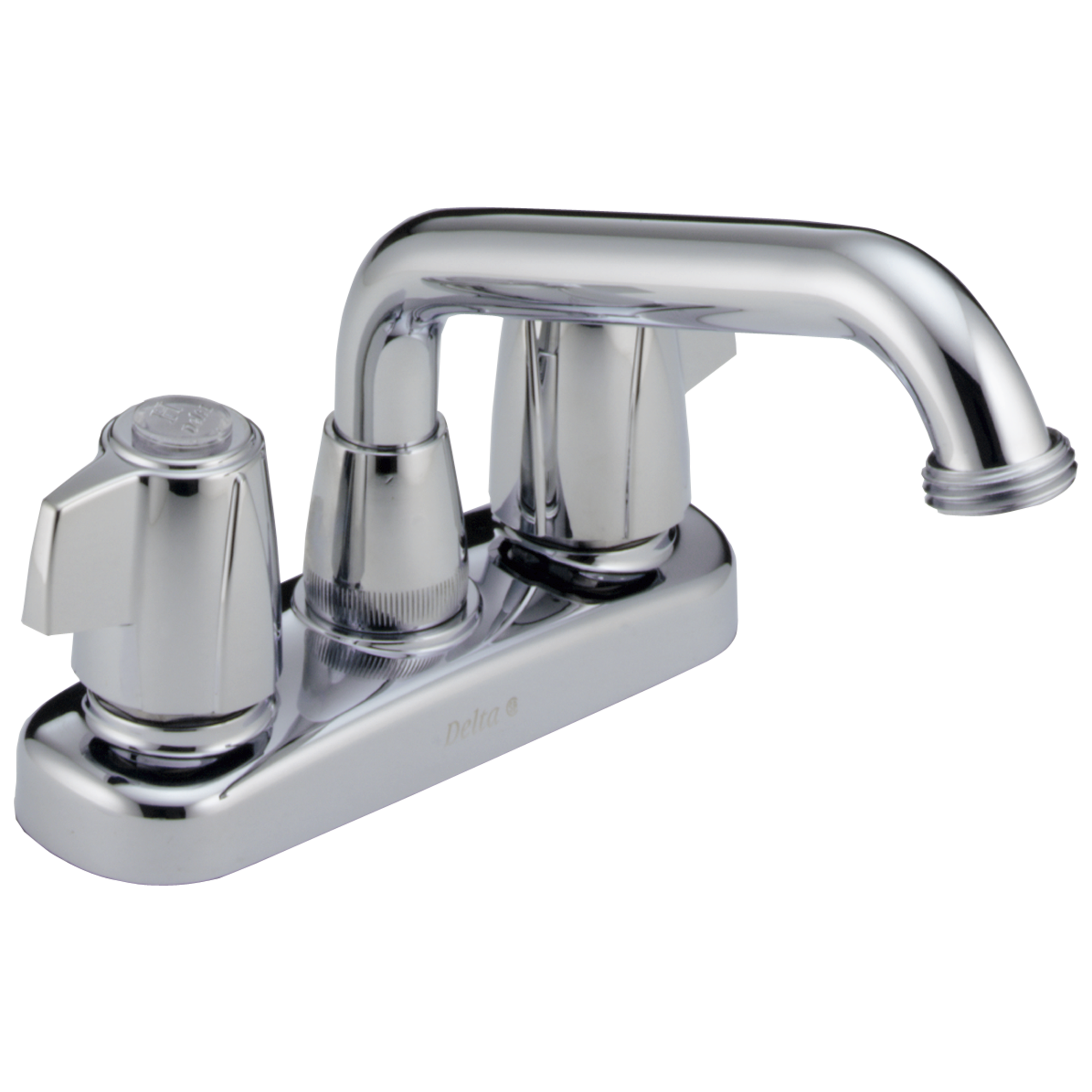 Delta 2121LF Classic Two Handle Laundry Faucet