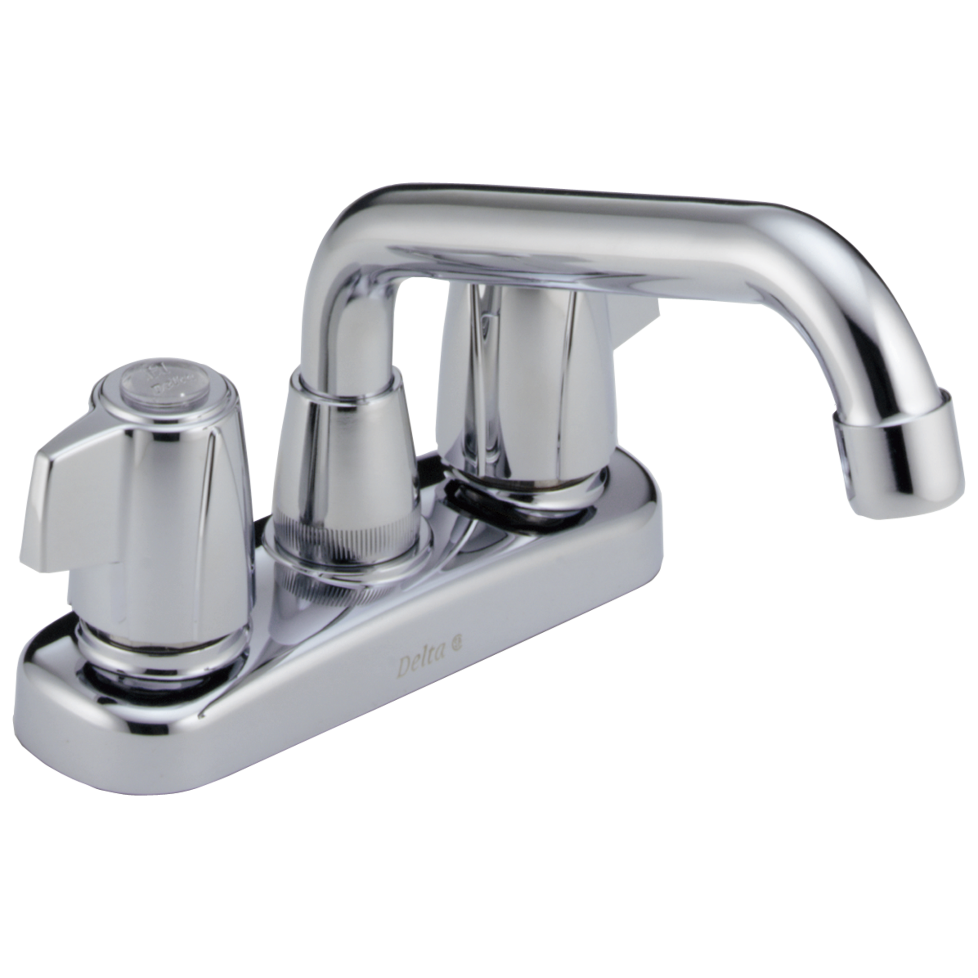 Delta 2123LF Classic Two Handle Laundry Faucet