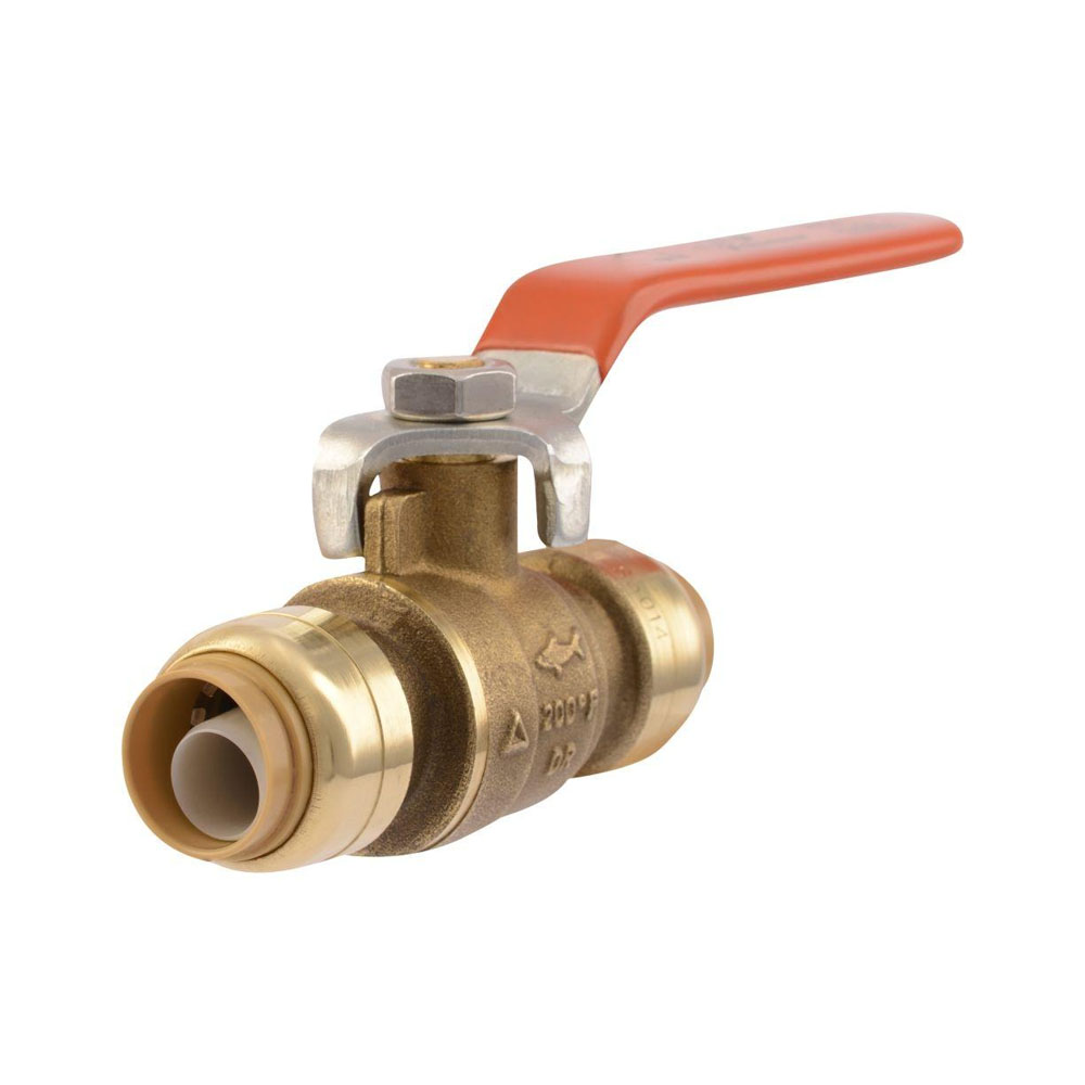 SharkBite Lead Free Ball Valve 1""