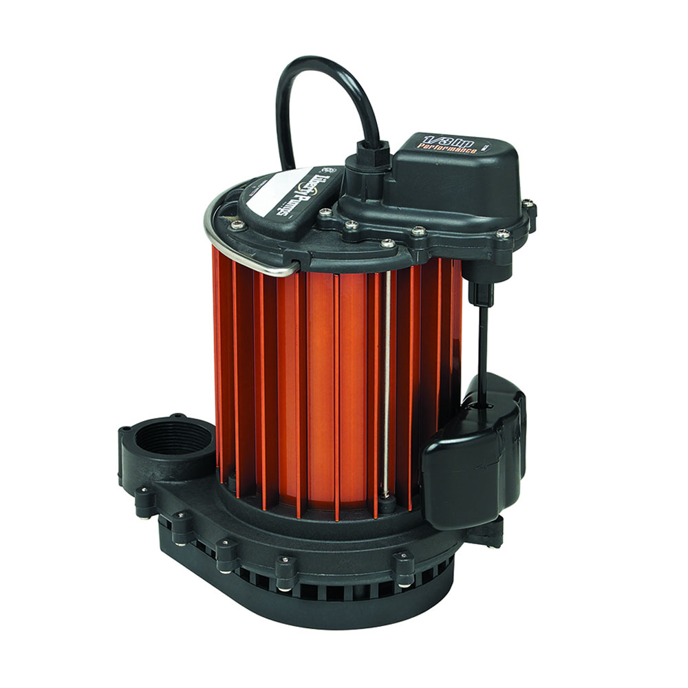 1/3 HP SUBMERSIBLE PUMP