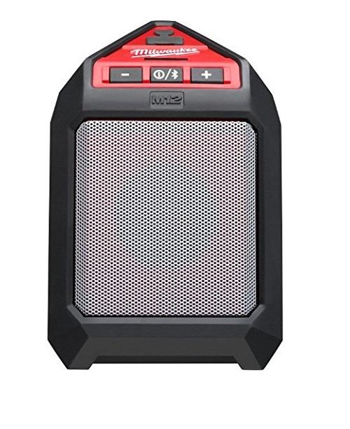 Milwaukee Tool 2592-20 M12™ Wireless Jobsite Speaker
