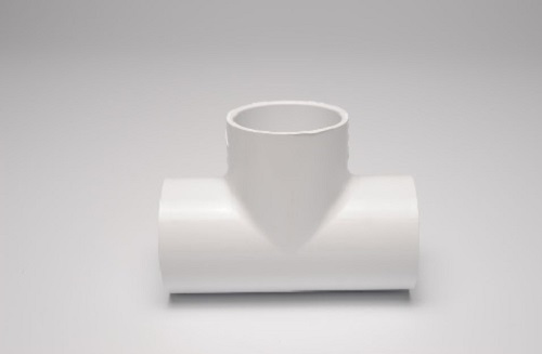 1 1/4 Inch x 1/2 Inch Sch 40 PVC Slip Tee