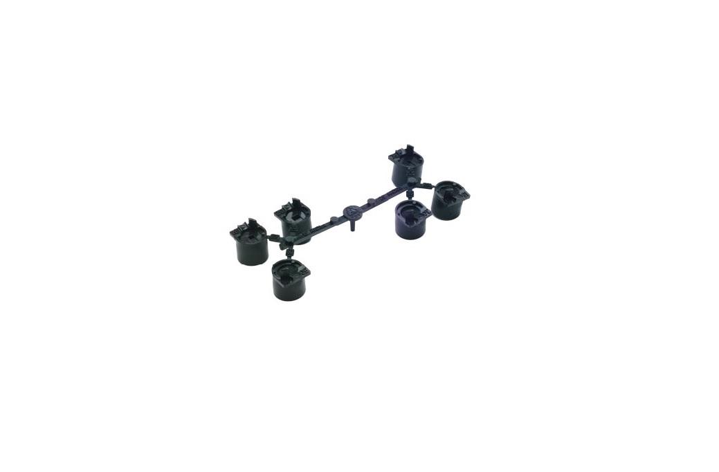 I-20 Rotor Short Radius Nozzle Set