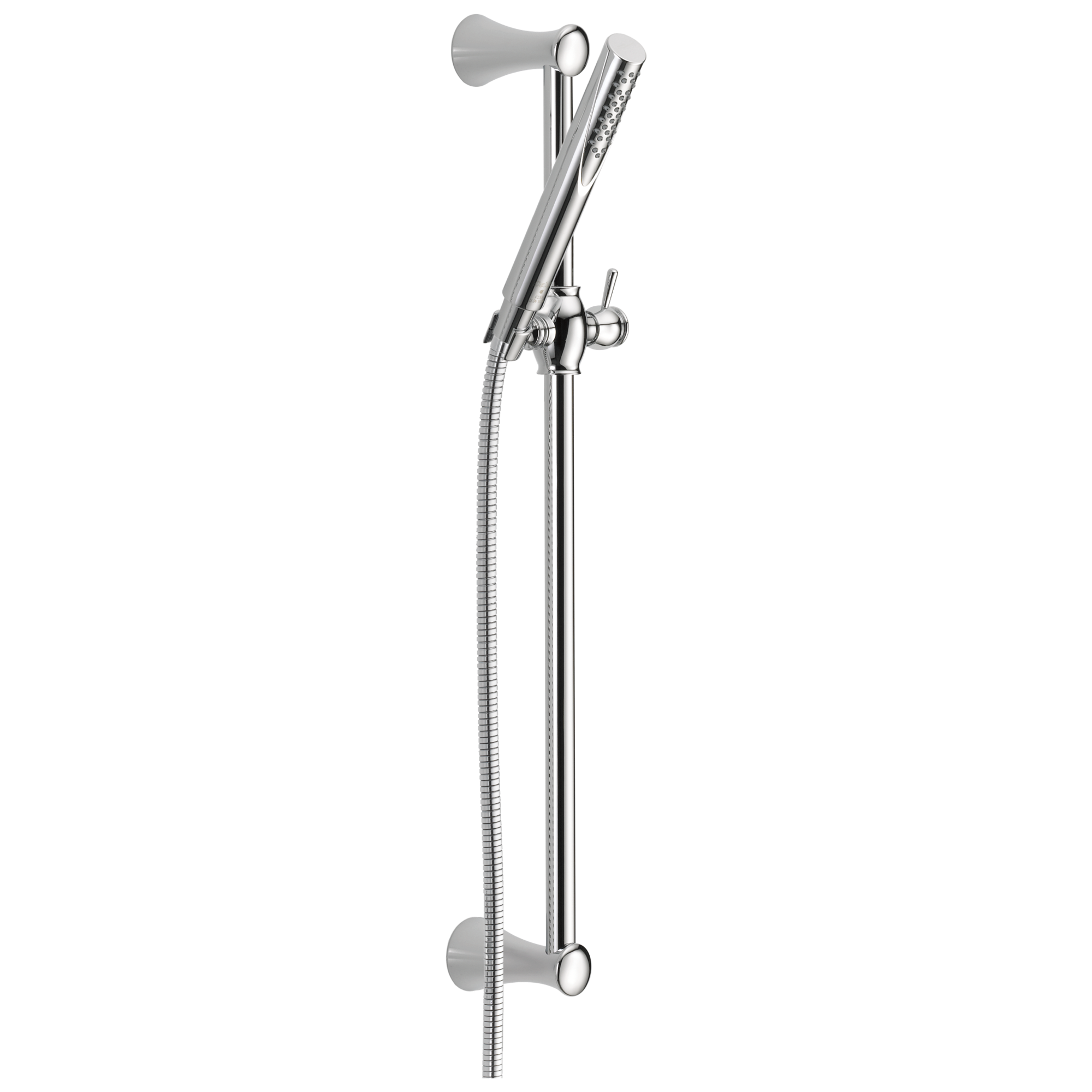 Delta 57085 Grail Premium Single-Setting Slide Bar Hand Shower