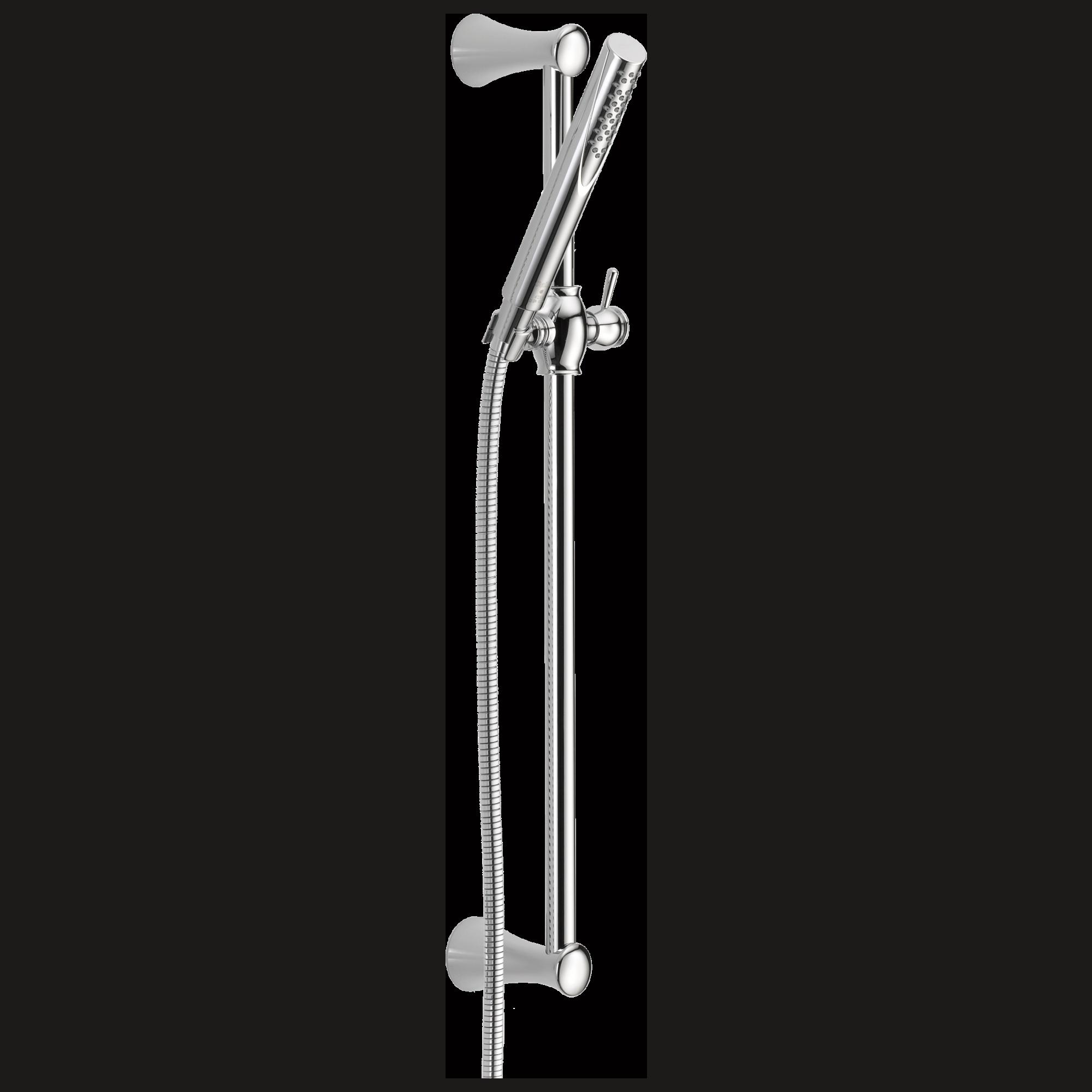 Delta 57085 Grail Premium Single-Setting Slide Bar Hand Shower
