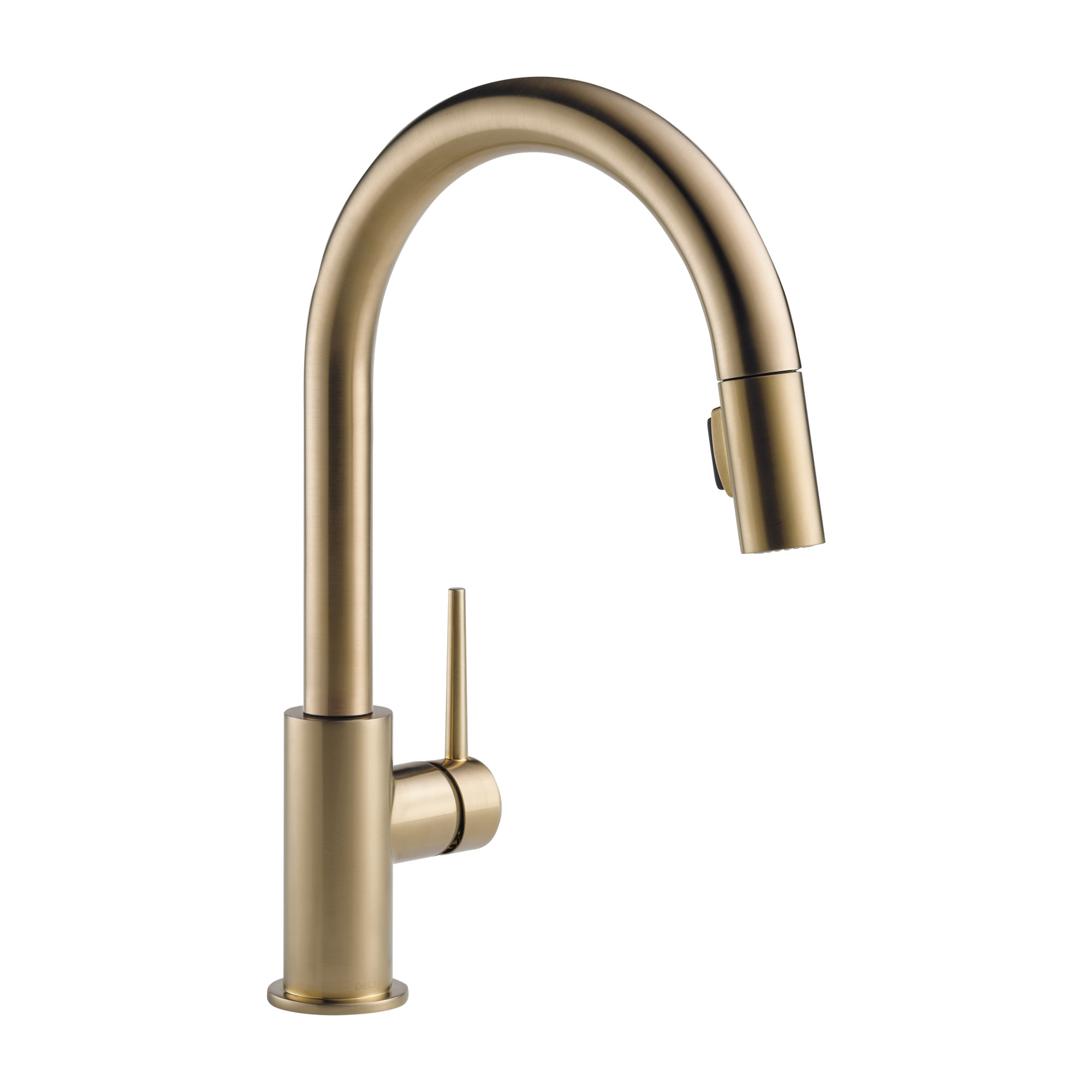Delta 9159-CZ-DST Trinsic Single Handle Pull-Down Kitchen Faucet