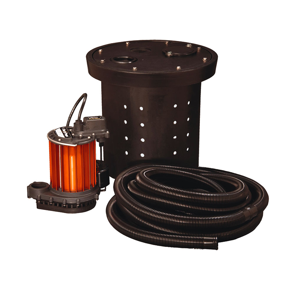 CSP-457 1/2 Horsepower Submersible Sump Pump
