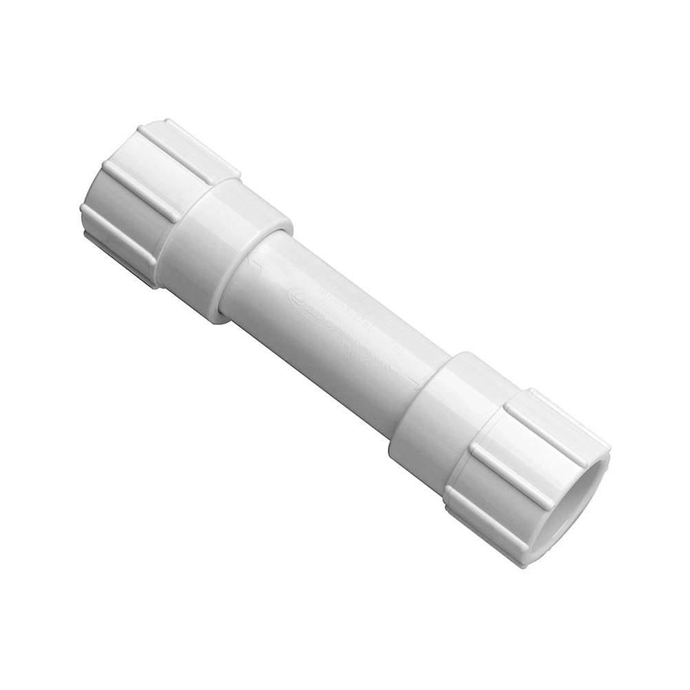 """1-1/2"""" Sch 40 PVC Kwikrepair Coupler"""