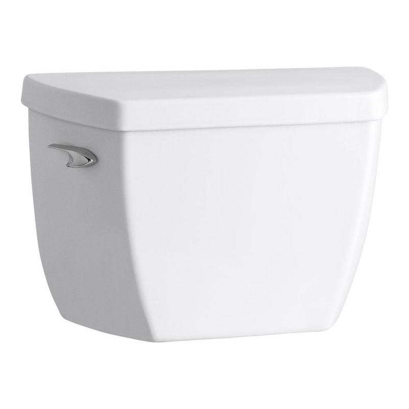 Kohler K-4645-0 Highline 1.6 GPF Pressure Lite Toilet Tank, White
