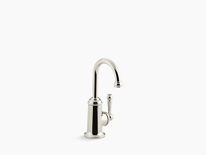 Wellspring Beverage Faucet with Traditional Design Polished Nickel