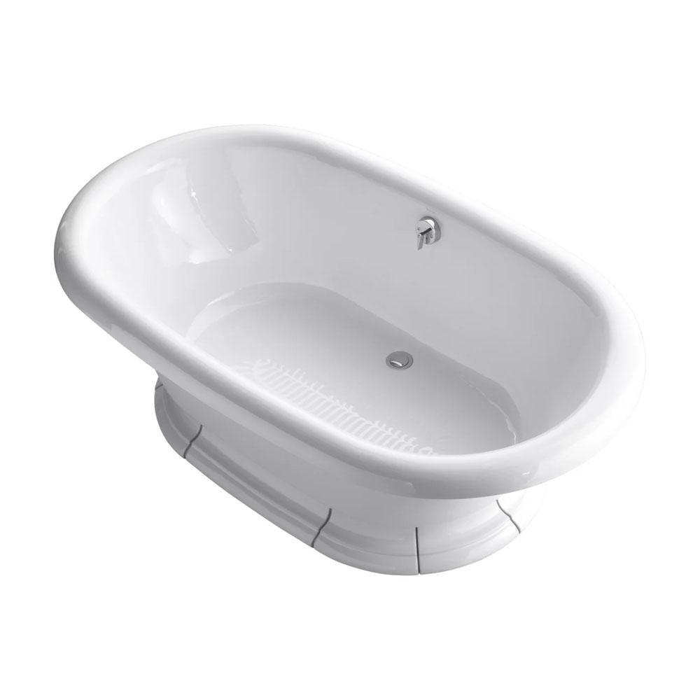 Kohler K-700-0 Vintage Bath White