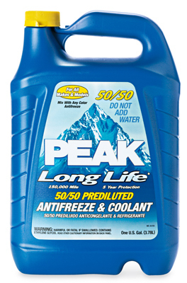 Peak GAL 50 Antifreeze