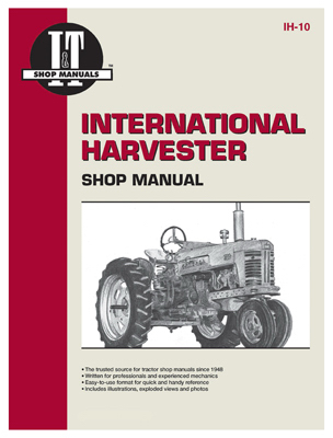 I&T Harvest Dies Manual