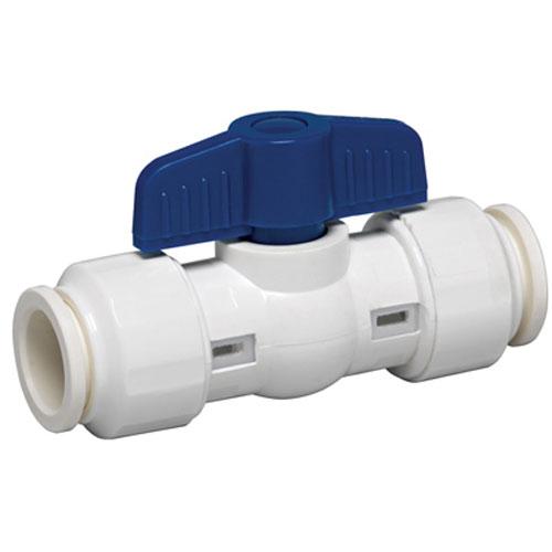 117-8-34-34B 3/4 Inch Push Fit PVC Valve