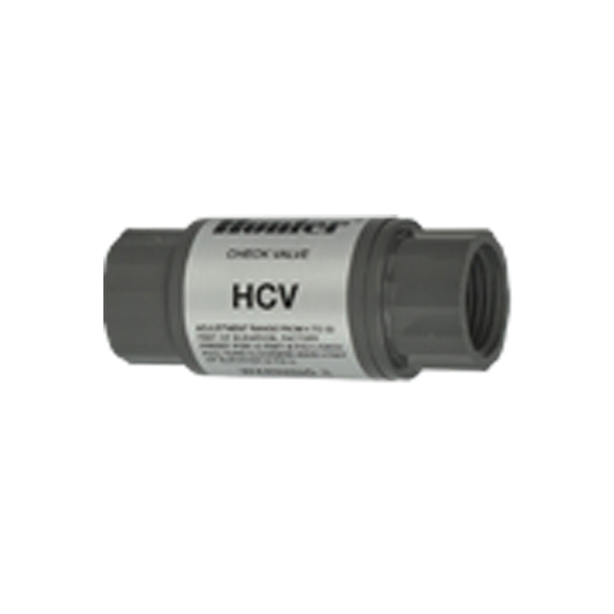 HU CHECK VLV 1/2 FxF OUTLET