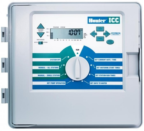 ICC COMMERCIAL CONTROLLER