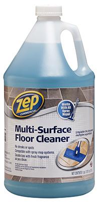 ZEP ZUMSF128 128 oz Multi Floor Cleaner