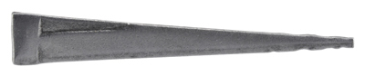 "LB, 8 x 2.5"" Gauge, Cut Masonry Nails"