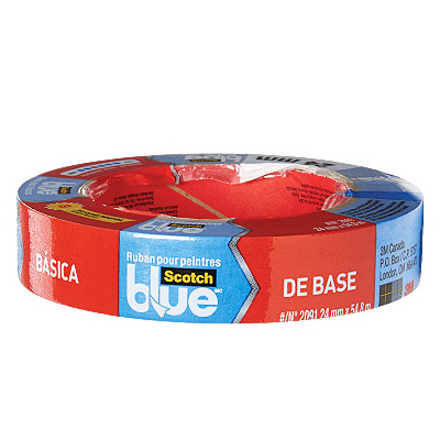 3M COMPANY 2091-24 0.94 x 60 yd Bas Paint Tape