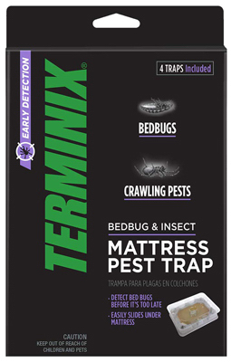 3M COMPANY AP & G CO INC Bed Bug Monitor (4 Pack)