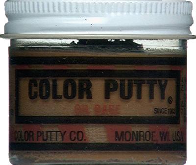 136 3.68Oz Nutmeg Woodputty