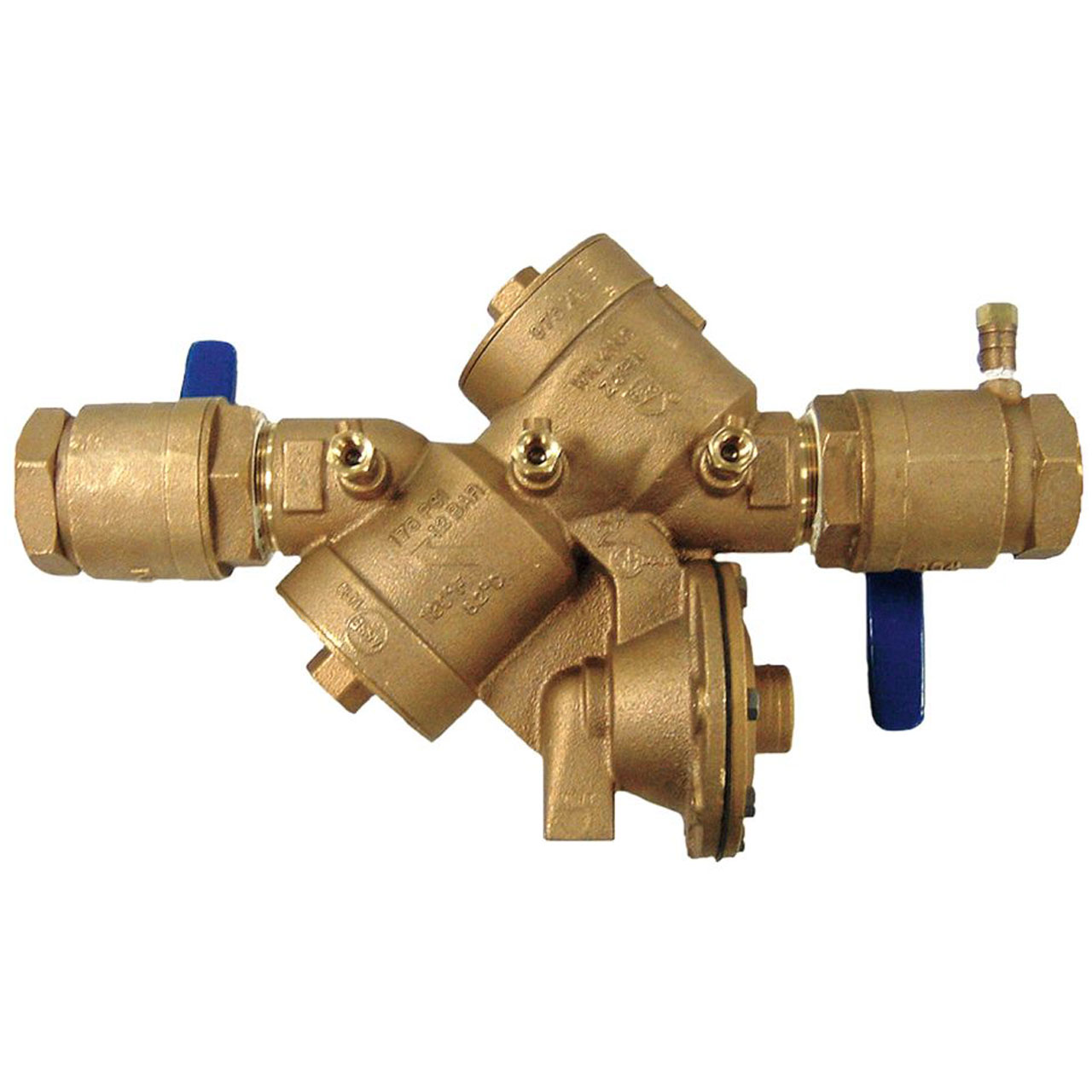 wilkins 375 backflow preventer manual