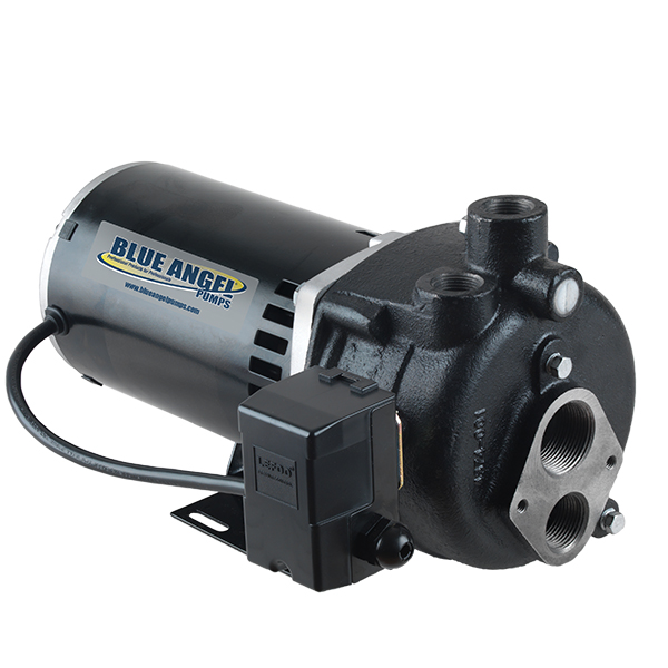 Blue Angel 100CJW 1 HP Cast Iron Convertible Well Jet Pump