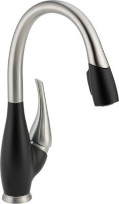 Fuse™Single Handle Pull-Down Kitchen Faucet