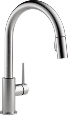 Trinsic®Single Handle Pull-Down Kitchen Faucet
