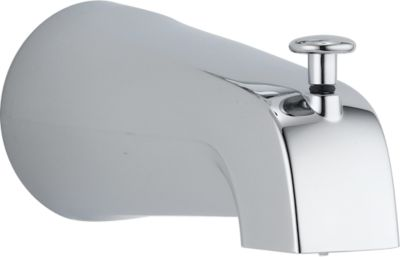Tub Spout - Pull-Up Diverter (Valve and Shower Head Sold Separately)