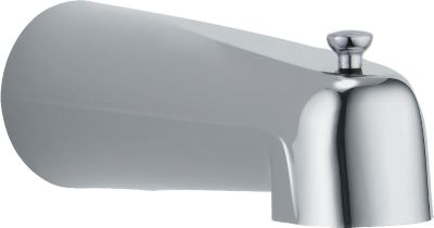 Tub Spout - Pull-Up Long Diverter (Valve and Shower Head Sold Separately)