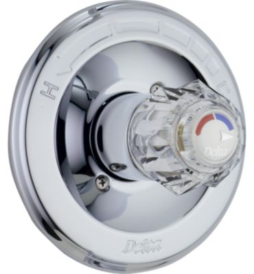 Monitor 13 Series Valve Only Trim (Valve and Shower Head Sold Separately)