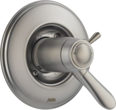 TempAssure 17T Series Valve Only Trim (Valve and Shower Head Sold Separately)