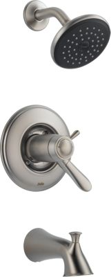 TempAssure 17T Series Tub and Shower Trim (Valve and Shower Head Sold Separately)
