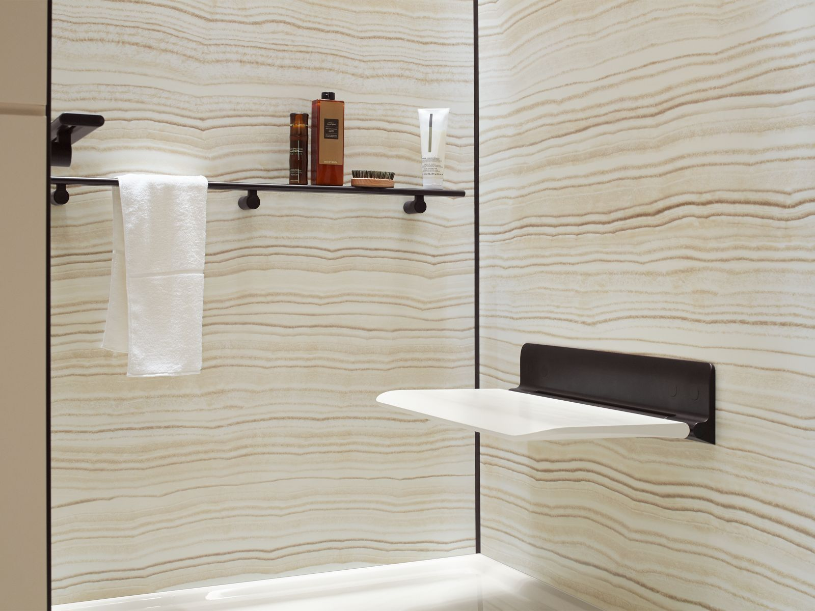Standard plumbing supply product kohler choreograph k 97603 0 48 quot x 96 quot wall panel white