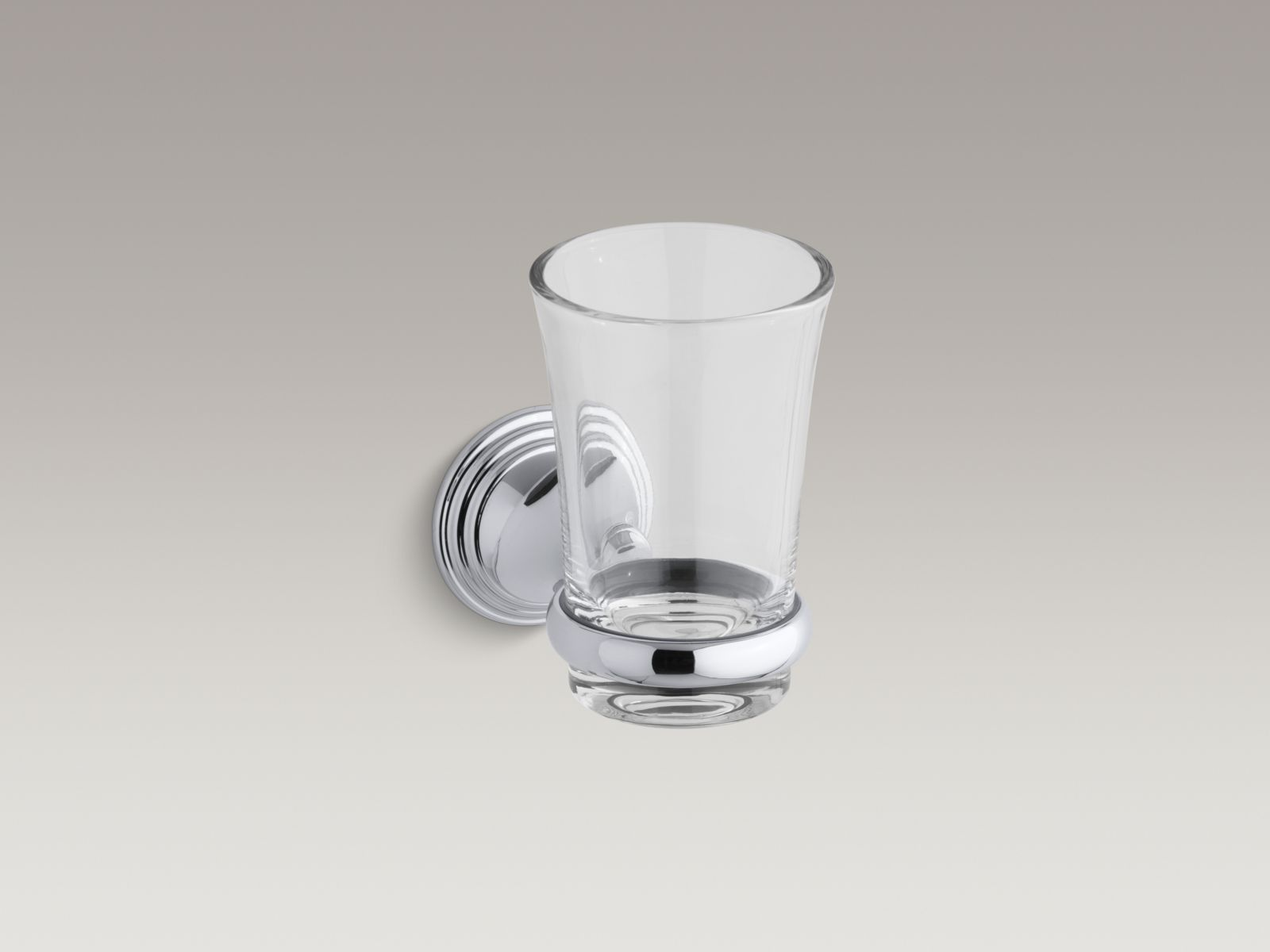 BuyPlumbingnet Product Kohler KCP Devonshire Tumbler And - Kohler bathroom accessories chrome