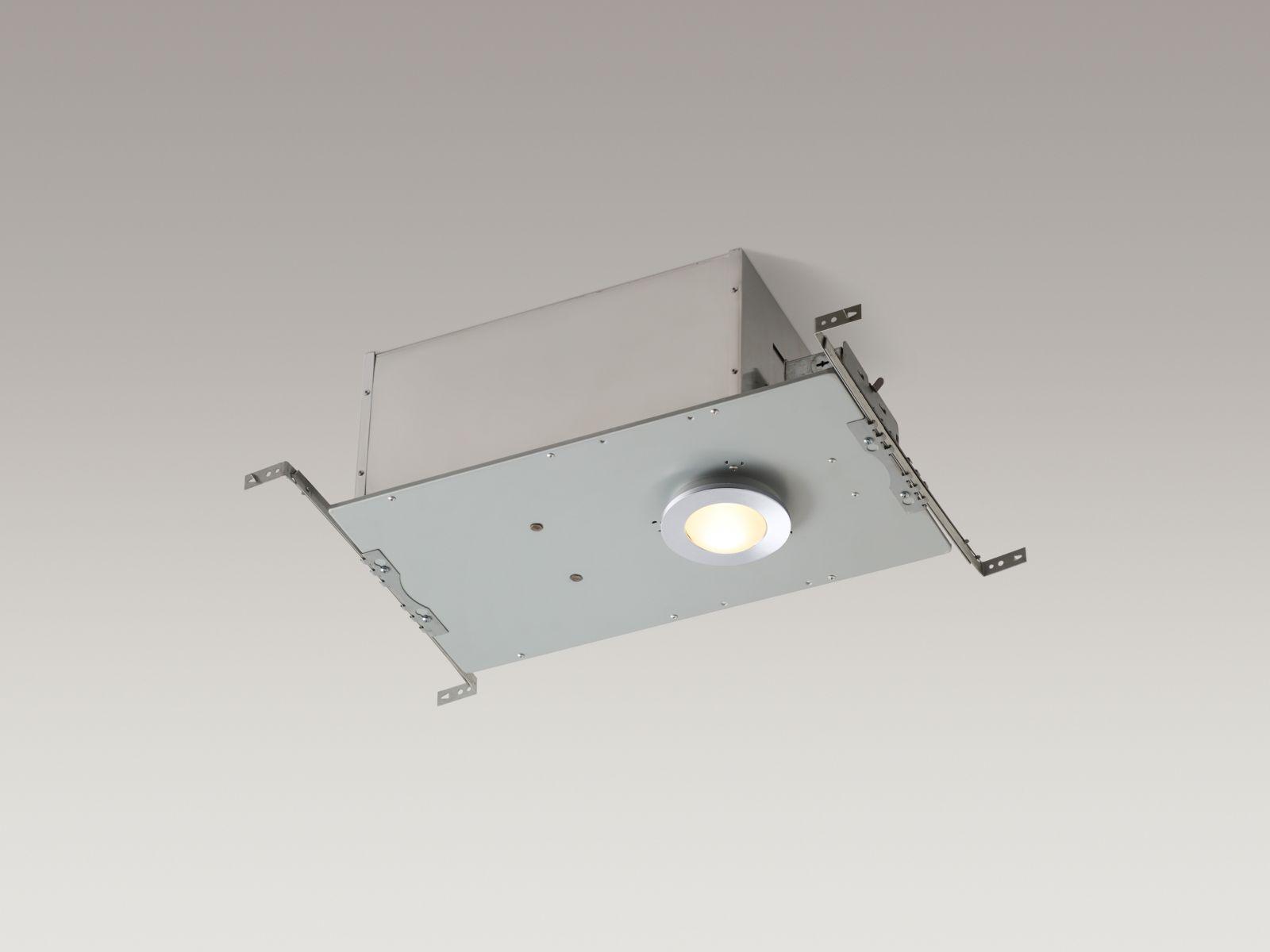 Kohler K-1665-CP In-shower Ceiling Light Polished Chrome