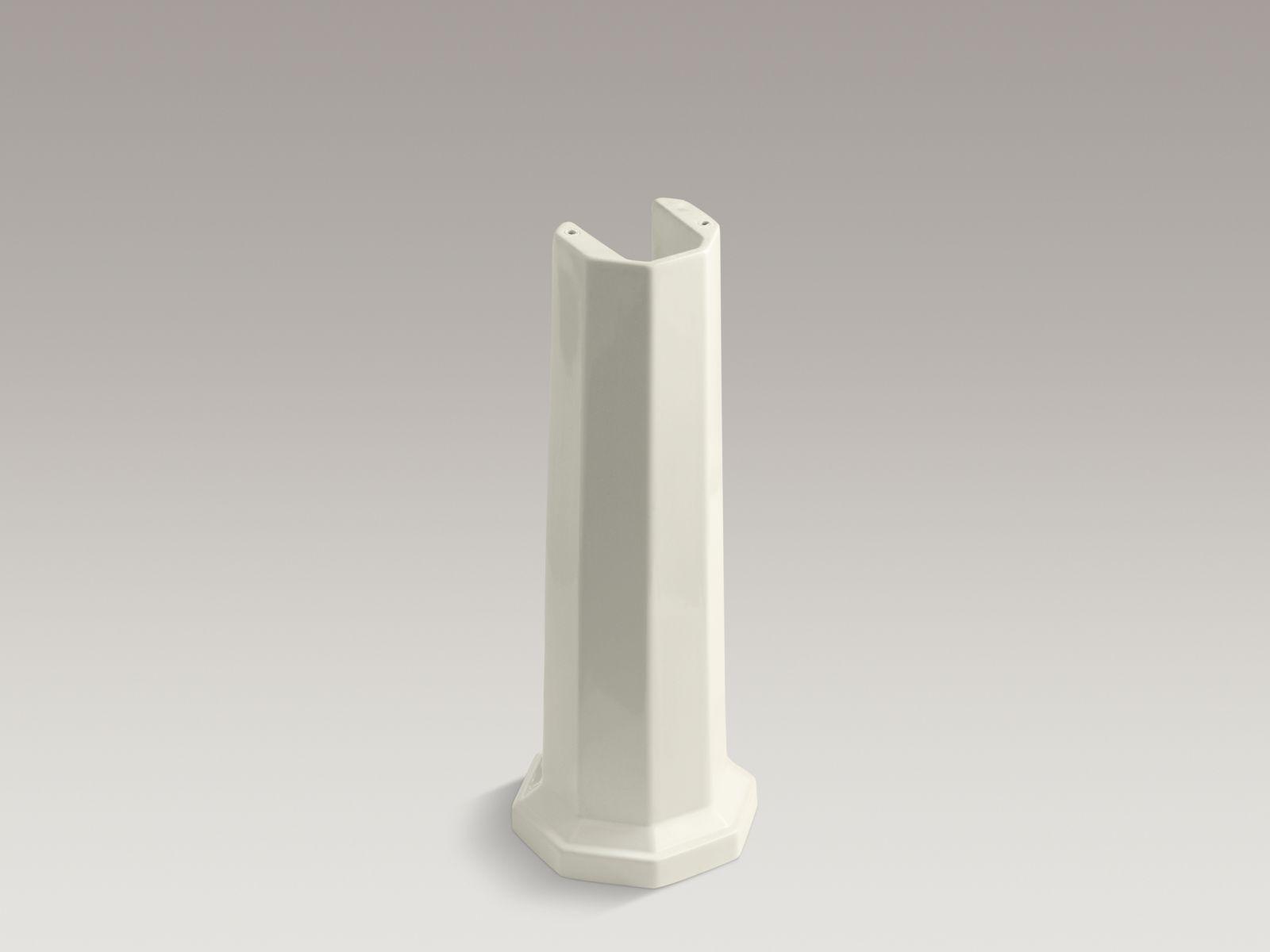 Kohler K-2324-96 Kathryn Pedestal Leg Biscuit
