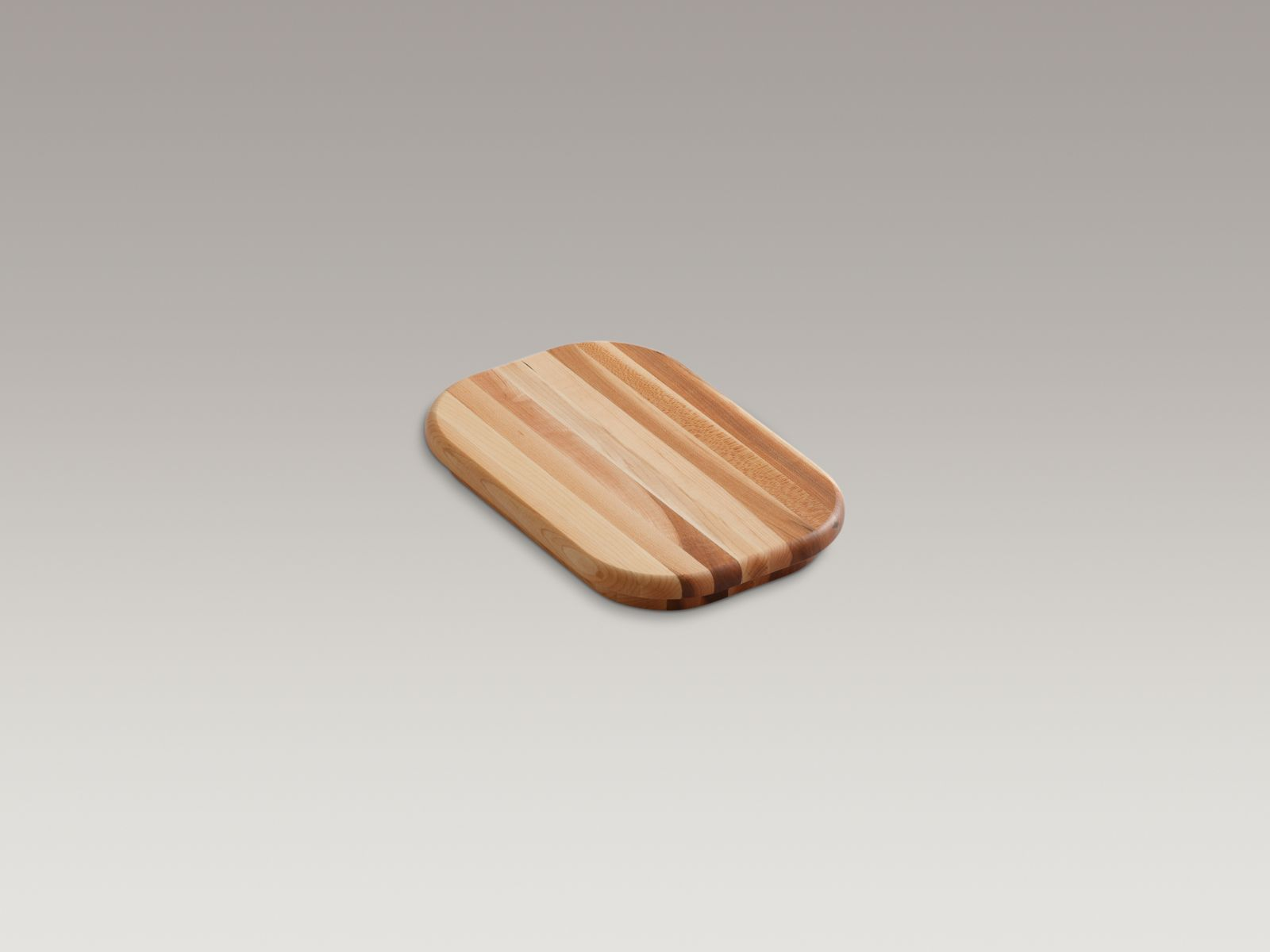 Kohler K-3365-NA Staccato Large or Medium Sink Hardwood Cutting Board