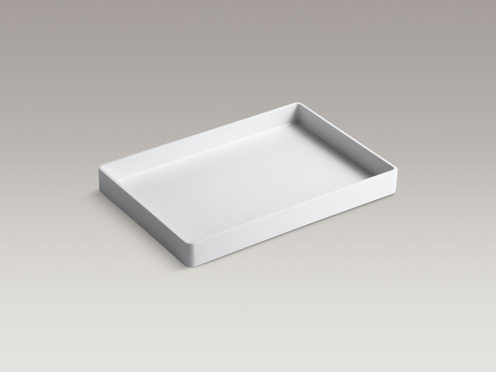 Kohler K-6231-0 Flip Tray for Stages 33 In. and 45 In. Sinks White