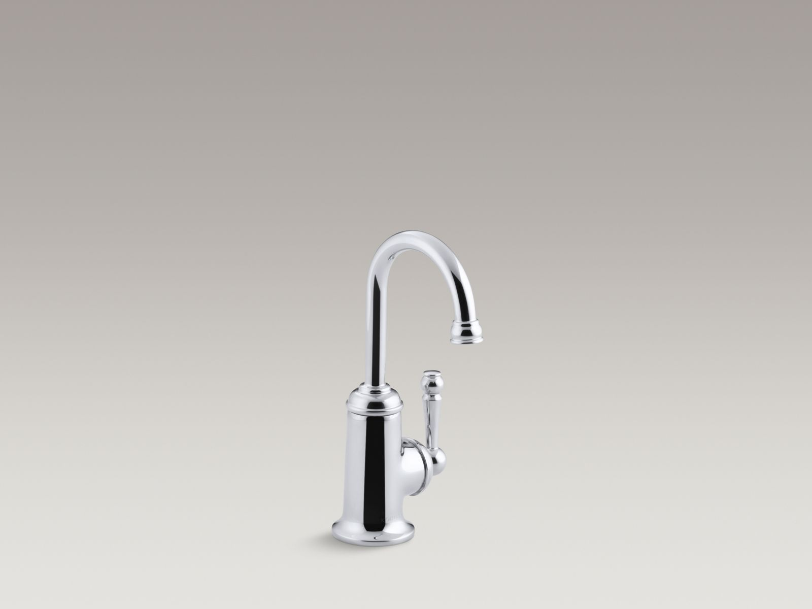 Kohler K-6666-CP Wellspring Beverage Faucet with Traditional Design Polished Chrome